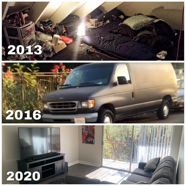 LA Journey Transformation