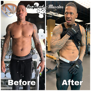 Nick Cannon - 5 Month Transformation