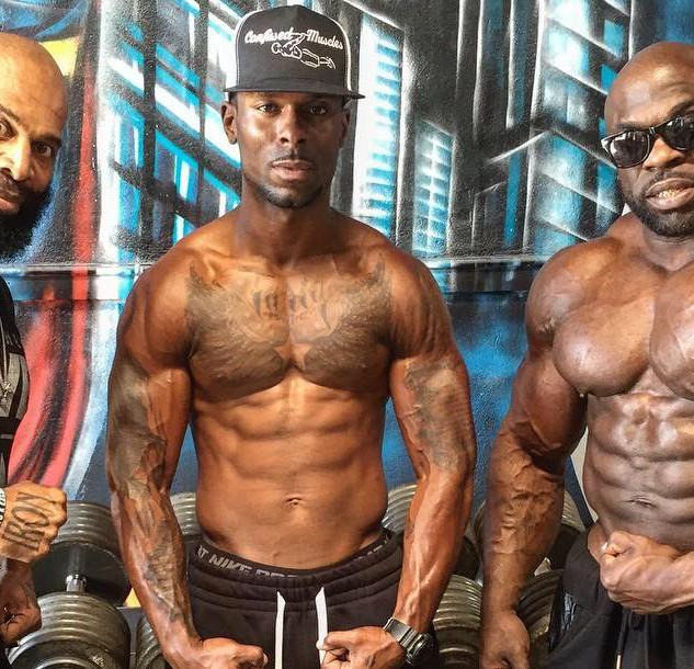 C.T. Fletcher & Kali Muscle