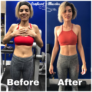 6 Week Transformation