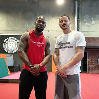 Grip Training Workout