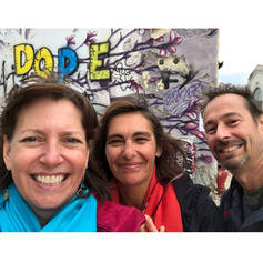 with Lori and Michael, USA