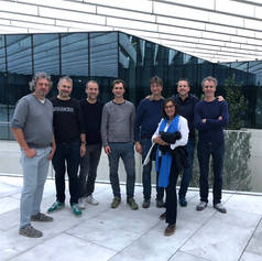 with developers, Netherlands