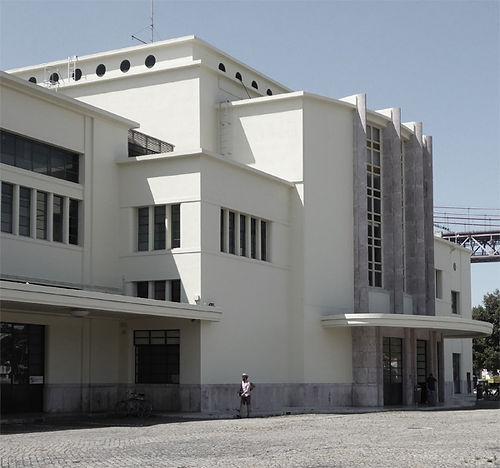 modernist architecture lisbon