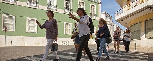 architecture walks lisbon portugal
