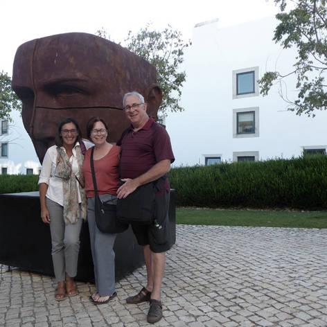 With Anne & Jacques Hamel Design & Planning