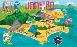 RIO DE JANEIRO: A CIDADE MARAVILHOSA