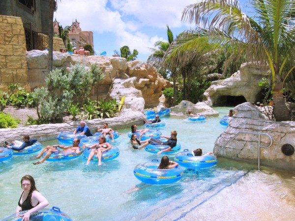 Lazy River Ride