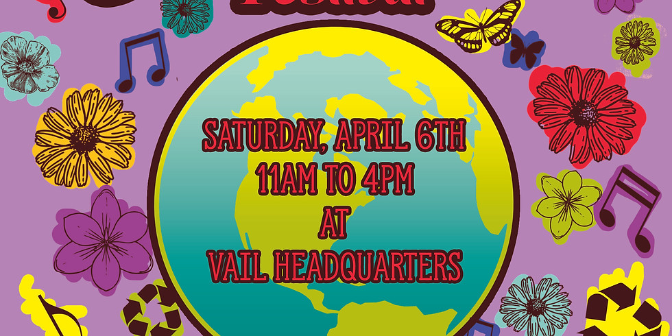 Earth Day Festival at Vail HQ