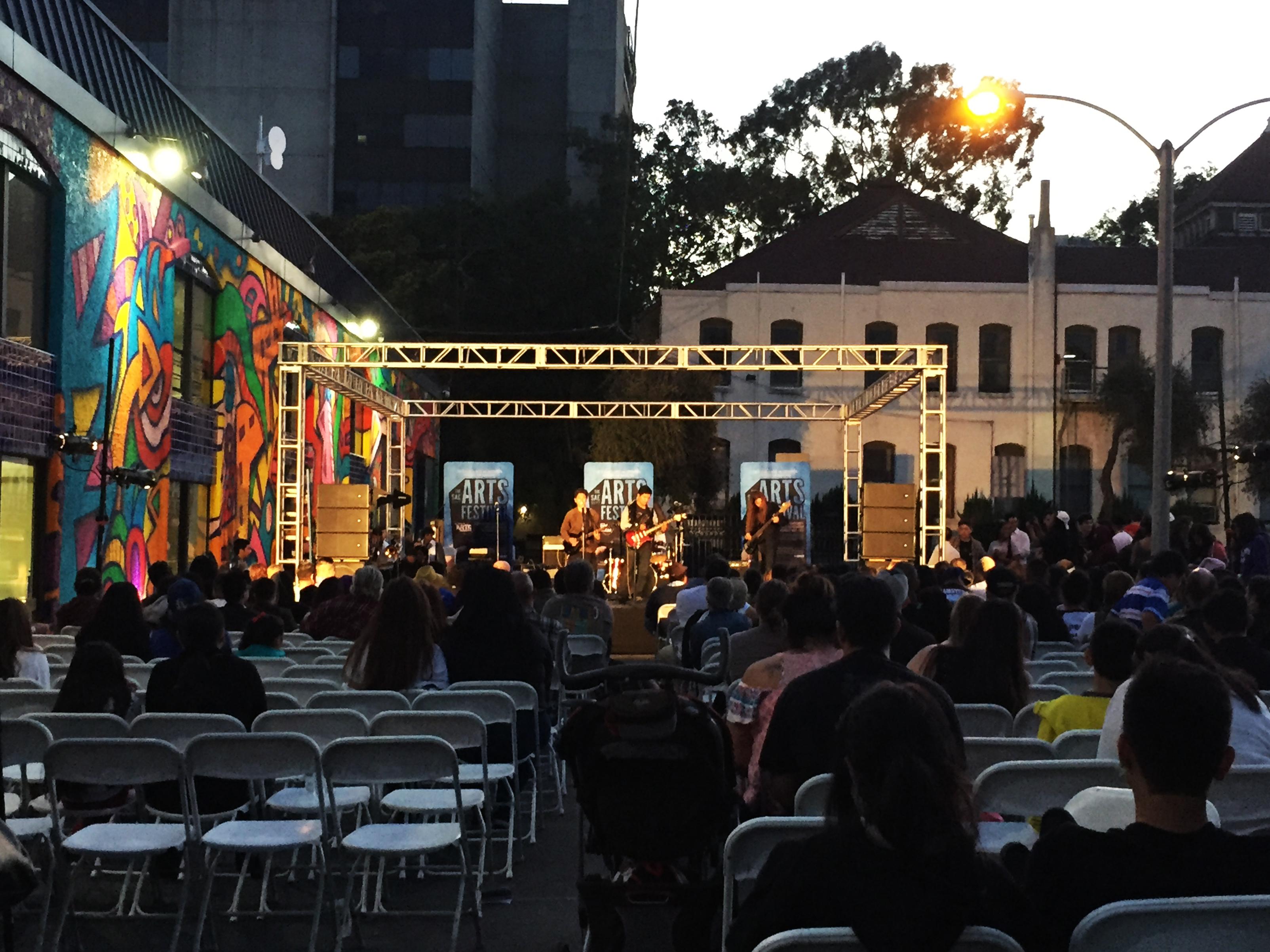The SAE Arts Festival