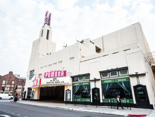 The Historic Fox Theater Pomona
