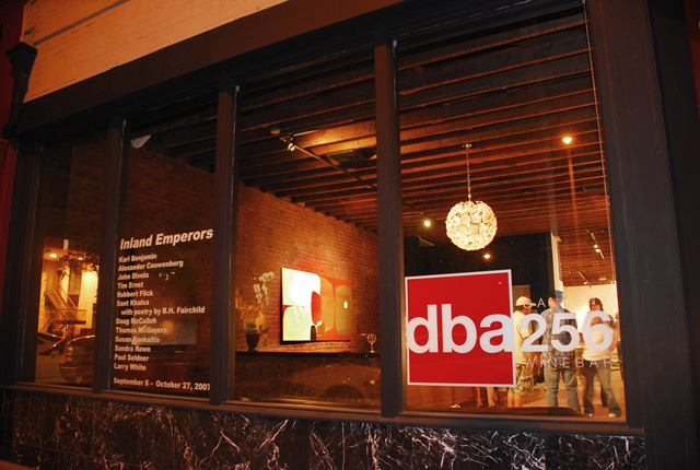 dba256 Wine Bar