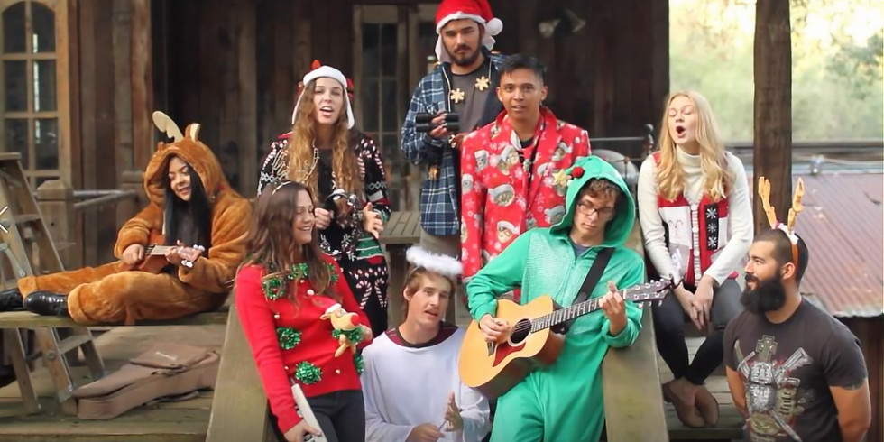 Christmas Jingle at Vail HQ