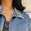 Thumbnail: Riverside Food Lab Enamel Pin - Bell Fork Logo