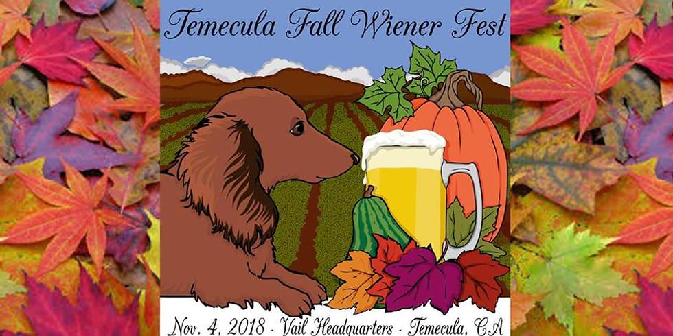 Temecula Fall Wiener Fest