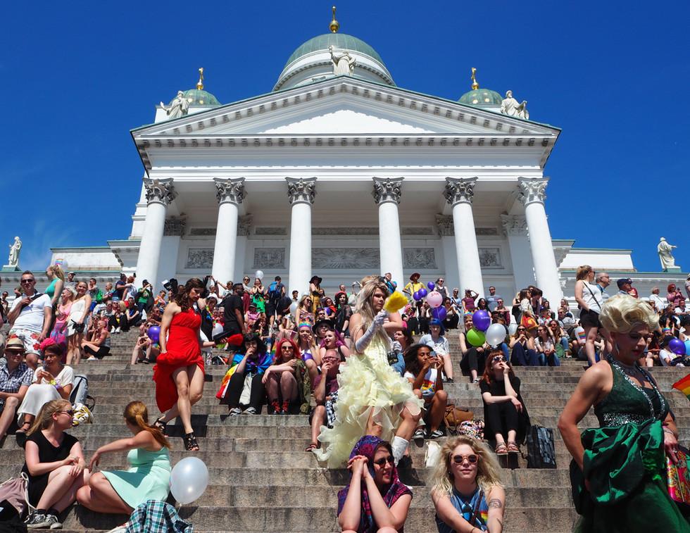 Helsinki Pride 2018