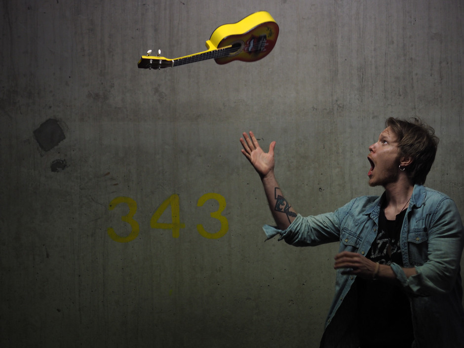 The Musician Ville Karhi