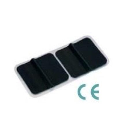 Karbon Elektrot - 5x5 cm