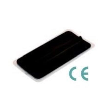 Karbon Elektrot - 5x9 cm