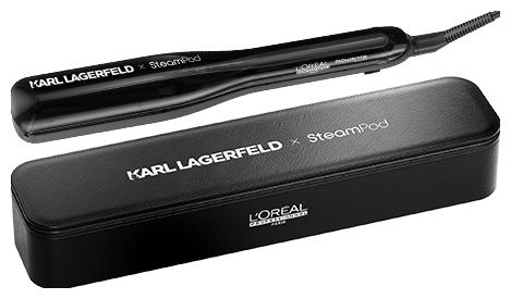 Steampod 3.0 Karl Lagerfeld Edição Limitada + Bolsa de Pele | L'Oréal