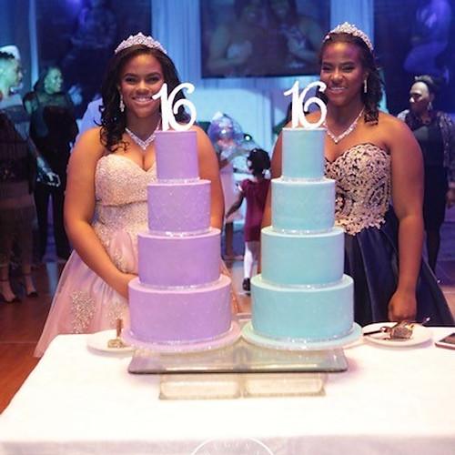 Alaina & Elisha's Sweet Sixteen Celebration