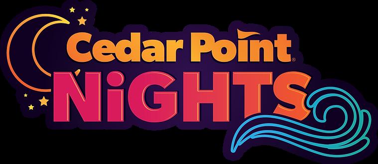CP18-1032 Cedar Point Nights Logo Update