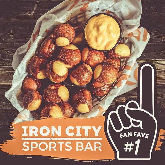 Iron City Sports Bar