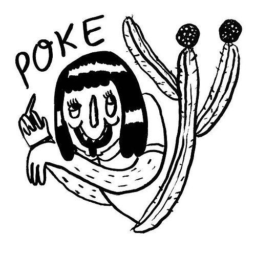 poke print