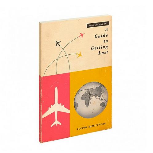 vintage inspired notebook // travel