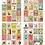 Thumbnail: retro stamp stickers // dorothy