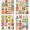 Thumbnail: retro stamp stickers // little red riding
