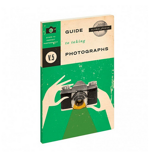 photography notebook