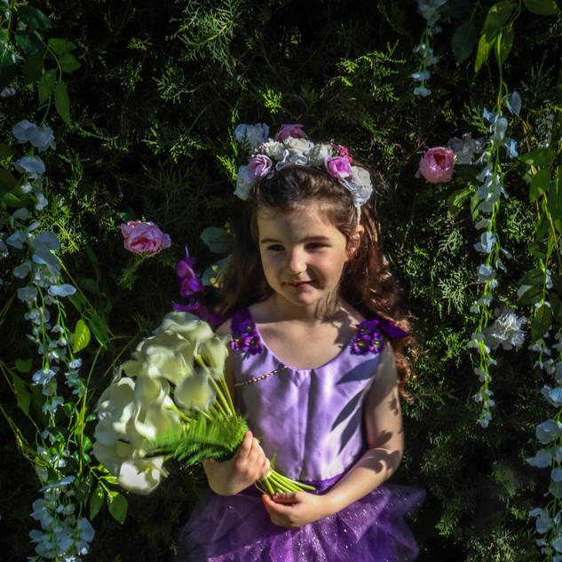 Fée des Violettes