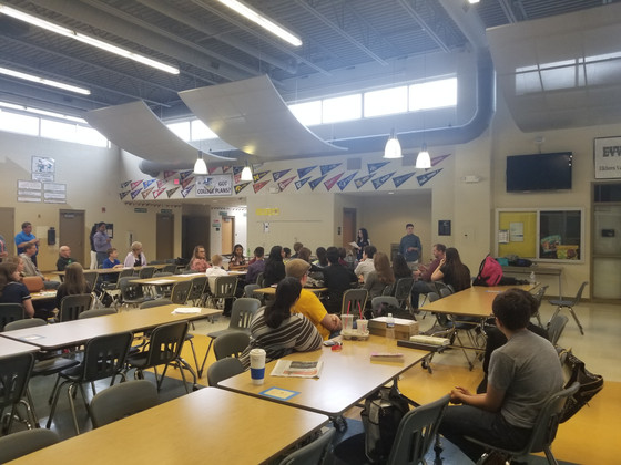 Students complete speech and debate competitions