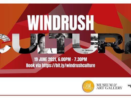 Event   Windrush Culture