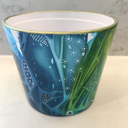 Small Inky Pot
