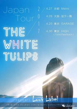 The White Tulips Japan Tour