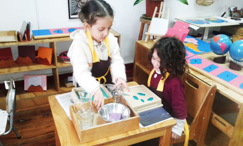 Mixed Aged Groups Montessori