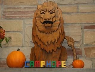 Fall 2021 Camp HOPE Going Virtual!