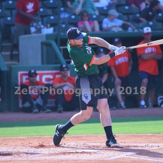 Casey Golden - 2018 SAL Home Run Derby