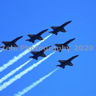 US Navy Blue Angels - April 28, 2020