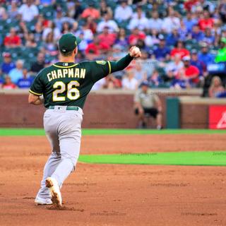 Matt Chapman - July 25, 2018