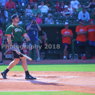 Chad Spanberger - 2018 SAL Home Run Derby