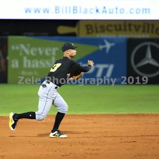 Cesar Izturis Jr. - May 3, 2019