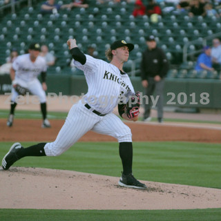 Michael Kopech - May 1, 2018