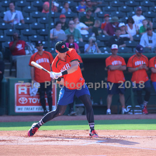 Sam Huff - 2018 SAL Home Run Derby