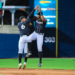 Jose Rondon, Eloy Jimenez - June 25, 2018