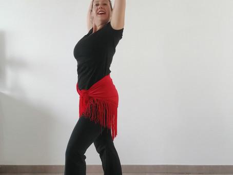 Nouveauté!!! Cours du Fitness flamenco
