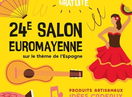 24e Salon Euromayenne - L'Espagne
