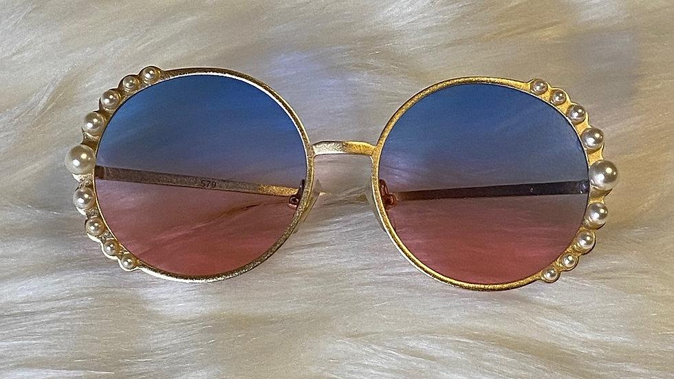 """""""Pretty In Pearls"""" Sunglasses"""